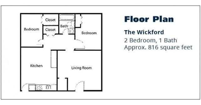2 BR Apartment – The Wickford